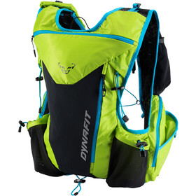 Dynafit Enduro 12 Mochila, lambo green/methyl blue